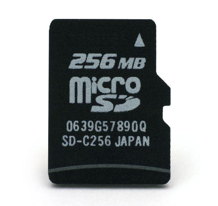 tarjeta de memoria 2gb micro sd